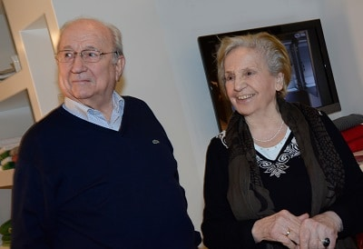 Theo und Karola Vervoorts heute