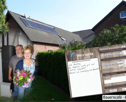 Kundenreferenz Heizung mit Solarenergie
