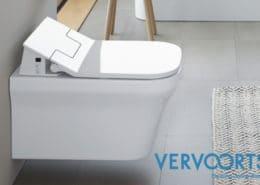Reinheit und Komfort bietet ein modernes Dusch WC