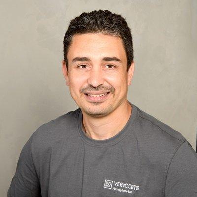 Mitarbeiter Wael