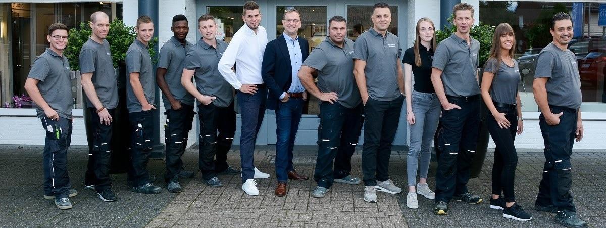 Für den Heizung Notdienst Kleve das Team von Vervoorts GmbH