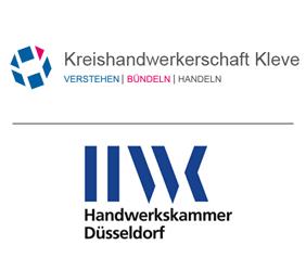 Vervoorts GmbH Mitgliedschaft Kreishandwerkerschaft Kleve und Handwerkskammer Düsseldorf